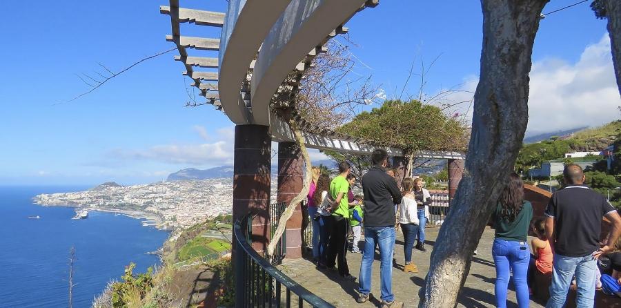 East - Madeira Peaks