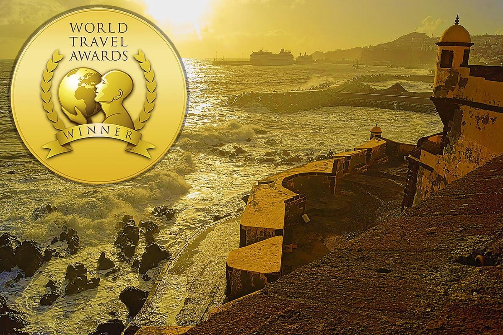 MADEIRA VENCE WORLD TRAVEL AWARDS