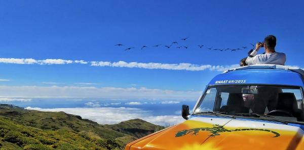 Nuns & Valleys – Curral das Freiras Pico Areeiro