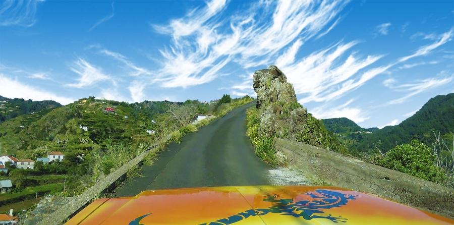 Rising Sun - Santo da Serra