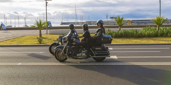 Harley Tours